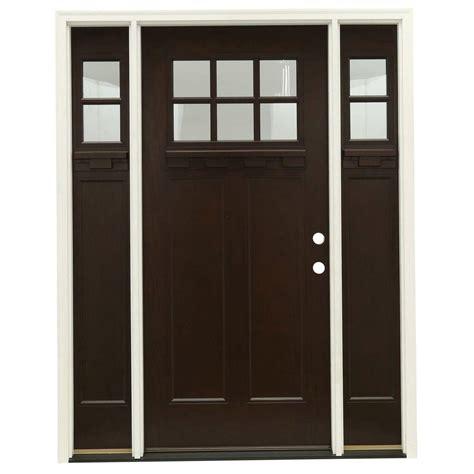 Prehung Interior Doors Home Depot feather river doors 63 5 in x81 625 in 6 lt clear