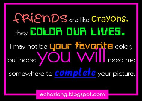 crayon sayings crayon quotes and sayings quotesgram