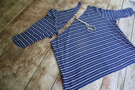 Tshirt Kaos Balmain 6 cara praktis mengubah bentuk kaos lamamu menjadi lebih