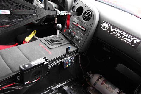 Viper Acr Interior by Dodge Viper Acr X Interior Detail Photo 5