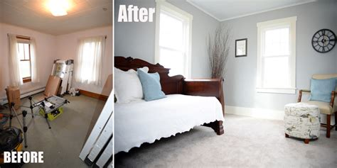 before and after bedrooms bedroom 2 before and after at the flip house living rich on lessliving rich on less