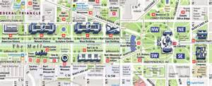 Washington Dc Mall Map by Vandam History Mapped Presidential Maps Of The Lives Of