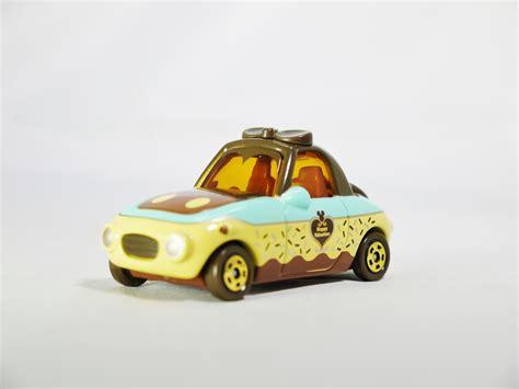 Tomica Disney Resort Special Edition 2018 tomica disney motors mickey diecast mini car figure happy day 2016 deform car