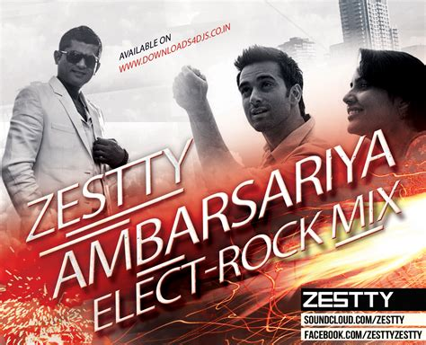ambarsariya remix dj chetas mp3 download ambarsariya elect rock mix zestty