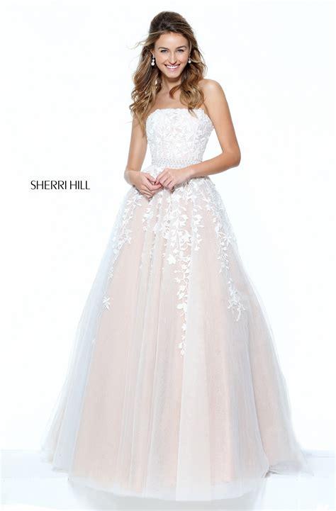 prom dresses sherri hill 50864 prom dress madamebridal