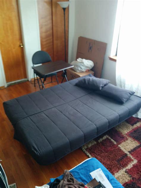 lovas futon sofa beddinge lovas home everydayentropy com