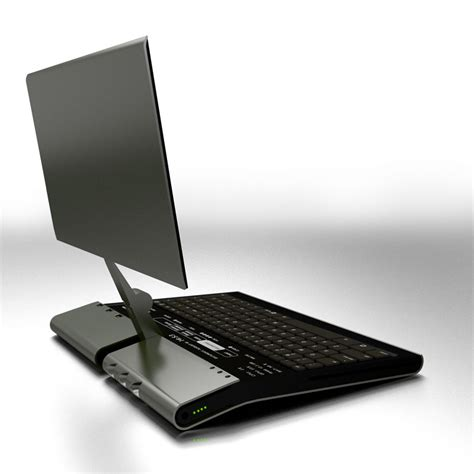 Laptop Or Desk Top by Glimpse Of The Future The Ultra Desktop Replacement Pc U