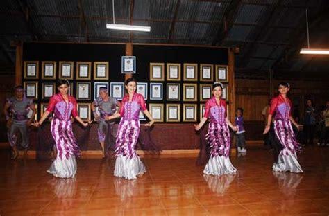 tari tatengesan tarian tradisional khas daerah sulawesi utara