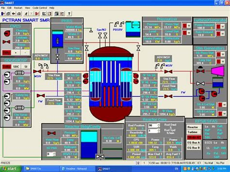 Design Online Software micro simulation technology nuclear power plant simulation