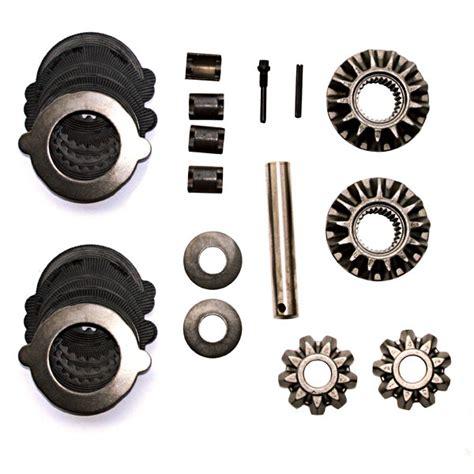 16509 06 spider gear kit dana 35 trac lok 97 02 wrangler