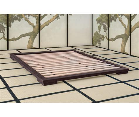 pedana letto letto a pedana yama vivere zen