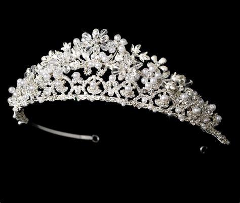 Braut Diadem by Bridal Tiaras Boutique Bridal Tiaras For Every