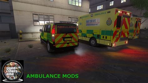 car mod game pc gta 4 mods ambulance mods sprinter pc games youtube