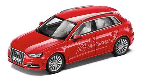 Audi A3 Sportback Modellauto by Original Audi A3 8v Sportback E Modellauto 1 43