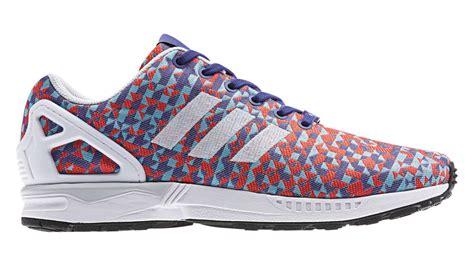zx flux prism pattern adidas originals spring summer 2015 zx flux prism weave