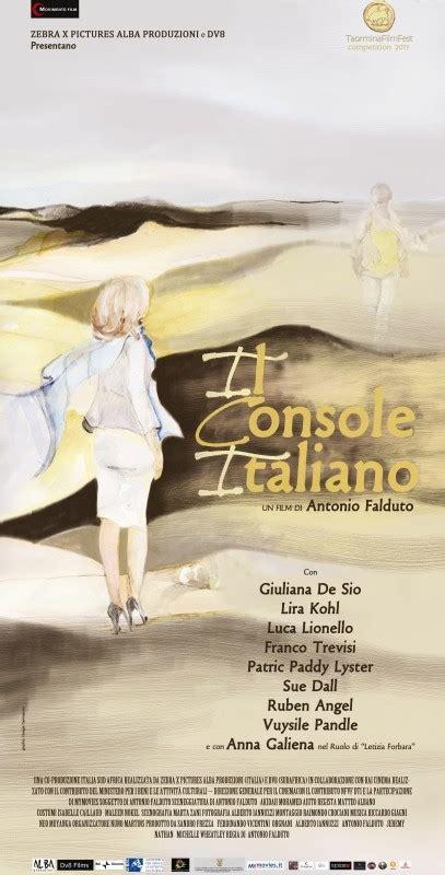 il console italiano il console italiano il poster italiano 243804