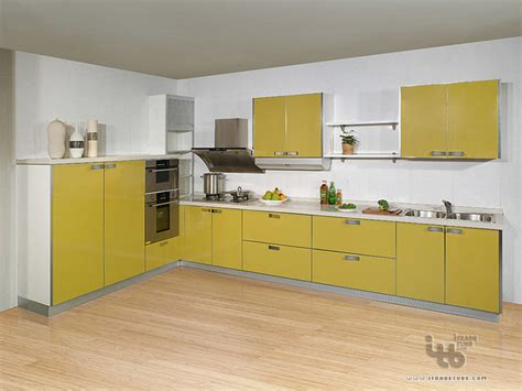 modern kitchen cabinet colors kitchen cabinet cabinetry cabinets yellow color kitchen