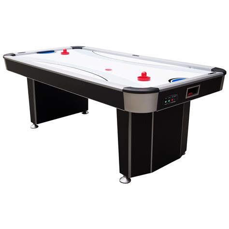 84 air hockey table triumph sports 84 quot air hockey table 589909 at sportsman