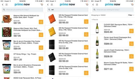 amazon now singapore amazon prime now has landed in singapore life changing