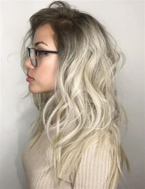 how to add brown roots on blonde hair 40 ash blonde hair looks you ll swoon over