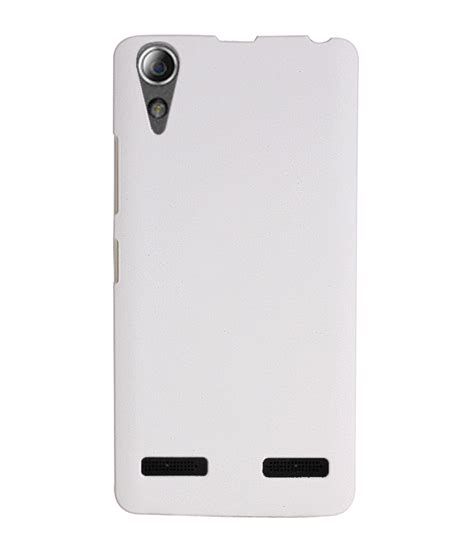 Lenovo A6000 Plus White back cover for lenovo a6000 plus white dxhcasea6000pluswht 6