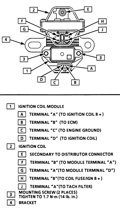 service manual how to check ignitor ignition