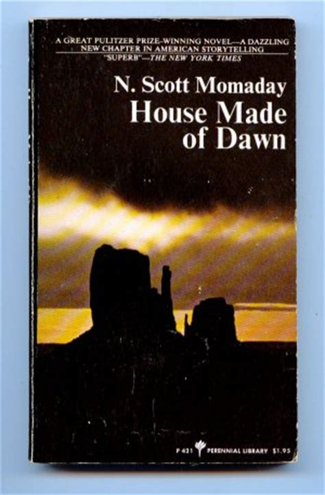 House Made Of Dawn Pb By N Scott Momaday