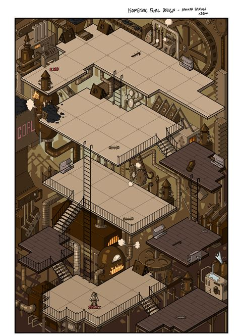home design game levels isometric level design by spikings on deviantart