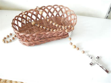 Kalung Rosario Titanium kalung rosario aksesoris