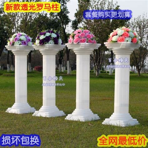 Columns For Decorations by Popular Decorative Columns For Wedding Buy Cheap