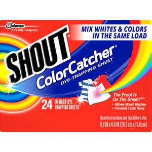 shout color catcher clothes 24 ct walmart