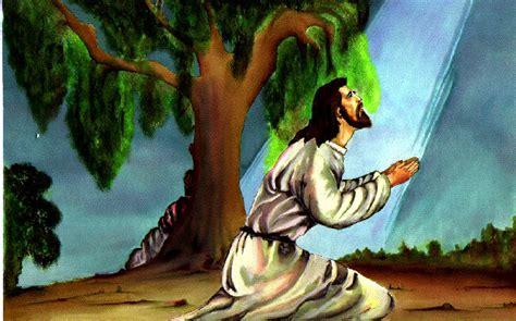 gethsemane jesus clipart clipground
