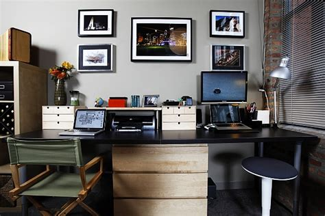 how to decorate your home office 20 home office decorating ideas for a cozy workplace