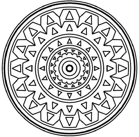 mandala coloring pages for beginners 93 best design images on mandalas