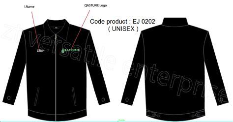 Baju Sabrina Clear W1 t shirt ready custom made jacket hoodies hoody