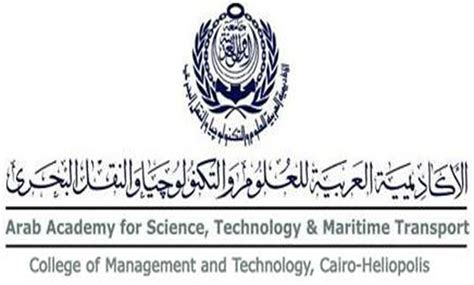 Arab Academy For Science Technology And Maritime Transport Mba by Alexandria S Aastmt Wins Best Submarine Design Award In