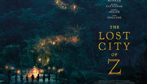 the lost trailer the lost city of z gets a new trailer