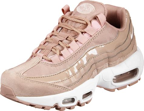 light pink nike air max nike air max 95 w chaussures pink