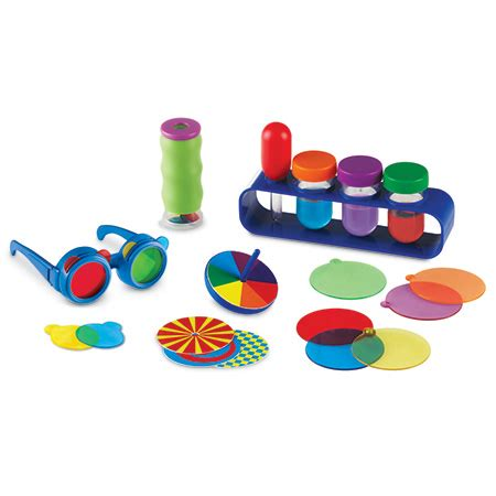 Sale Learning Resources Primary Science Mix Measure Set primary science color mixing set learning resources 174