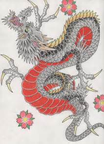 Japanese dragon by invictuseindhoven on deviantart
