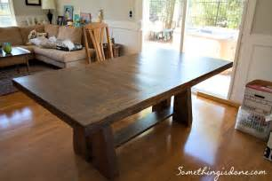 Diy Dining Room Tables Gallery For Gt Diy Kitchen Table