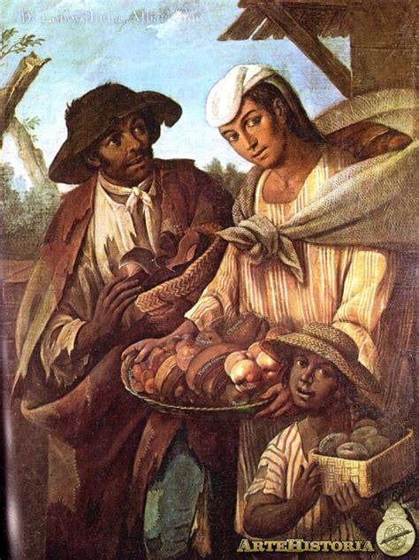 mestizo castas de pinturas pintura de mestizaje de lobo y de india albarazado