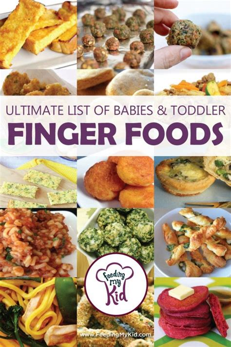 My 7 Favourite Finger Food Recipes by 1000 Ideas About Toddler Food On Toddler