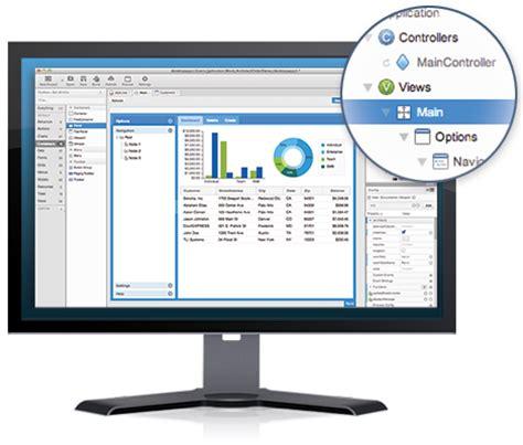 extjs design editor sencha complete product suite build powerful html5
