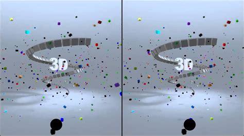 imagenes en 3d que es ver 3d sin gafas youtube