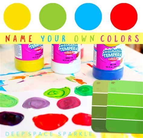5 tips for vibrant paint colors space sparkle