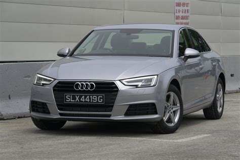 Audi A4 2 0 Review by Audi A4 2 0 2018 Review Two Carbuyer