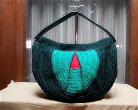 Harga Tas Merk Kaboki model tas rajut terbaru tangan tali benang kur wol nilon