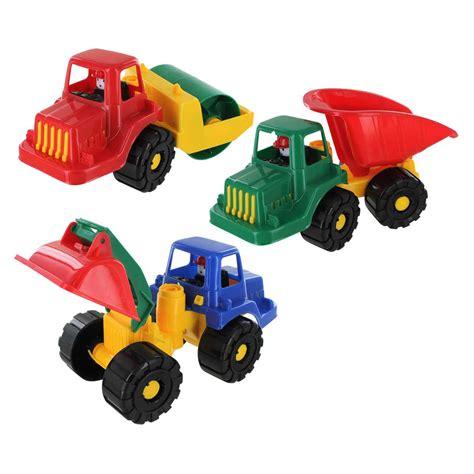 Toy Sand Trucks   ToySplash.com