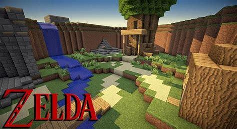 Legend Of Zelda Adventure Map For Minecraft | the legend of zelda minecraft adventure map minecraft